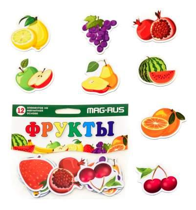 Магнитная игра Анданте MAG-RUS Фрукты
