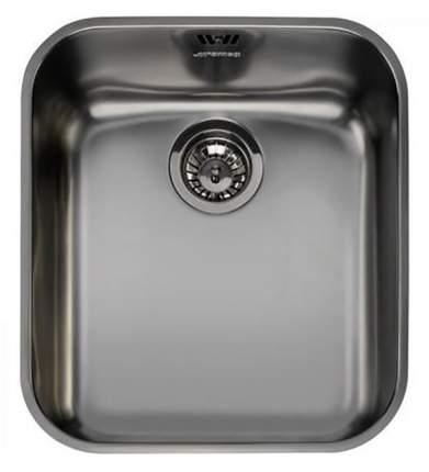 Мойка для кухни гранитная Smeg UM40N серебристый