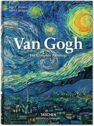 Книга Van Gogh