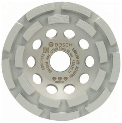 Чашка алмазная шлифовальная по бетону Bosch Best, бетон 125мм 2608201228
