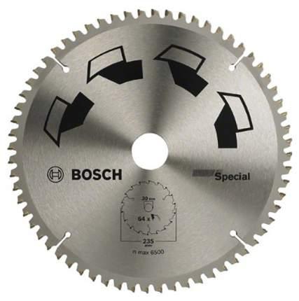 Диск по дереву Bosch 235x30-64 SPEZIAL 2609256895