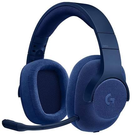Игровые наушники Logitech G433 7.1 Royal Blue