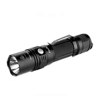 Туристический фонарь Fenix PD35 TAC черный, 6 режимов