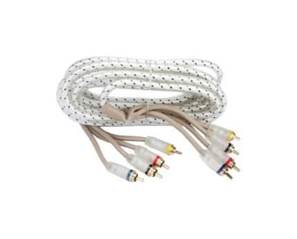 Кабель автомобильный KICX межблочный кабель FRCA45