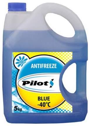 Антифриз PILOTS синий готовый антифриз -40 5л 3222