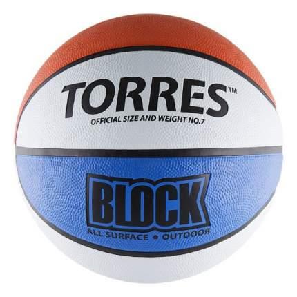Баскетбольный мяч TORRES B00077 Размер 7