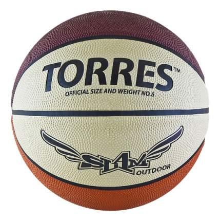 Баскетбольный мяч TORRES B00065 Размер 5