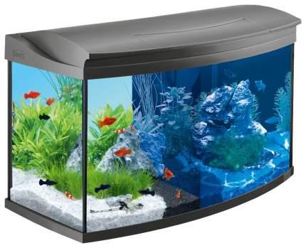 Аквариумный комплекс для рыб Tetra AquaArt LED, с изогнутым стеклом, 100 л