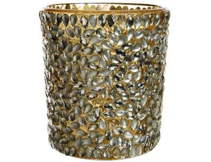 Kaemingk Подсвечник Бриллиантовые Лепестки 6*6 см, стекло 394895