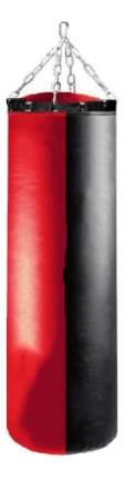 Боксерский мешок Премиум РК 30 кг черно-красный