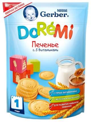 Печенье Gerber DoReMi 5 витаминов 180 г