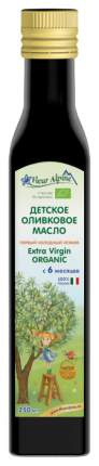 Масло оливковое Fleur Alpine Extra Virgin Organic 250 мл