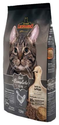 Сухой корм для кошек Leonardo Adult Complete 32/16, курица, 7,5кг
