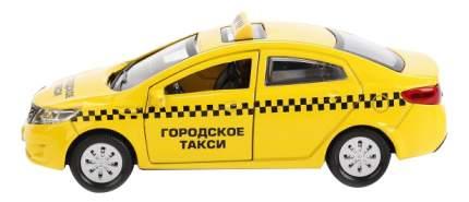 Городской транспорт Технопарк Kia Rio Такси