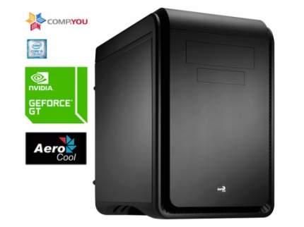 Домашний компьютер CompYou Office PC W177 (CY.603002.W177)