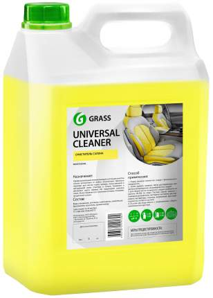 Очиститель салона автомобиля GRASS Universal cleaner 5.4л 5400г 5400г 125197