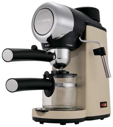 Рожковая кофеварка Polaris PCM 4005A Beige