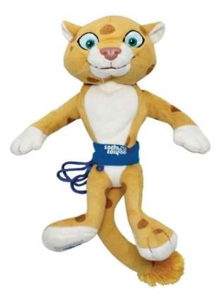 Рюкзак-игрушка 1TOY Леопард Sochi 2014 32 см