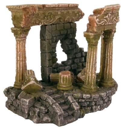 Грот для аквариума TRIXIE Roman Ruin Римские руины 13 см, полиэфирная смола, 7,5х12,5х10см