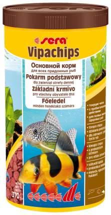 Корм для рыб Sera VIPACHIPS, чипсы, 1 л