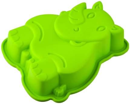 Форма для выпечки Regent Inox Silicone 93-SI-FO-73 Зеленый