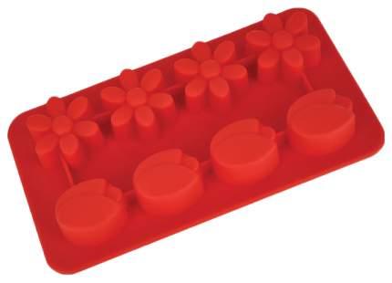 Форма для выпечки Regent Inox Silicone 93-SI-FO-16,8 Красный