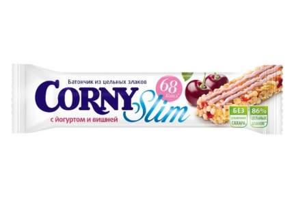 Батончик Corny slim с йогуртом и вишней 20 г