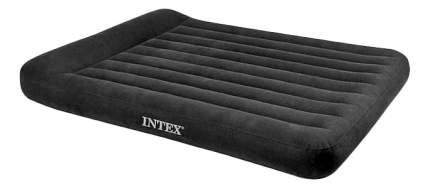 Надувной матрас-кровать INTEX PILLOW REST CLASSIC BED c66781 встроенный насос