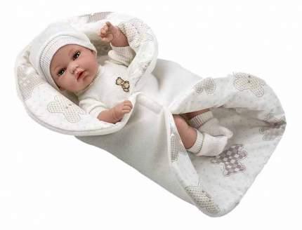 Кукла-Пупс в бежевом 33 см Arias Т11091