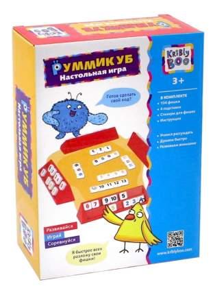 Настольная игра Руммикуб KriBly Boo 65665