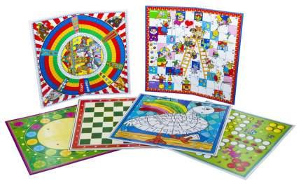 Семейная настольная игра Step Puzzle 101 лучшая игра мира 76074