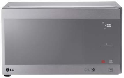 Микроволновая печь с грилем LG MB65R95CIR grey