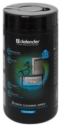 Салфетки для экранов Defender Optima CLN 30320 100 шт
