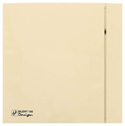 Вентилятор настенный Soler&Palau Design 4C Silent-100 CRZ 03-0103-173