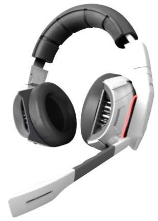 Игровые наушники Gamdias Hephaestus GHS 2000 White/Black