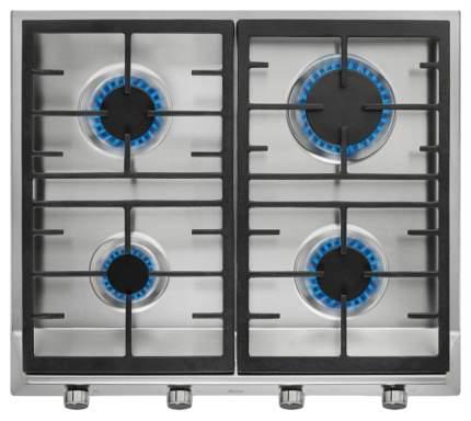 Встраиваемая варочная панель газовая TEKA EX 60 4G AI AL CI NAT Silver