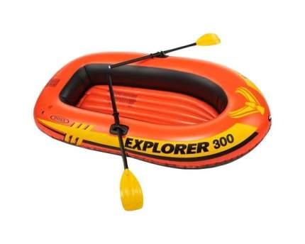 Лодка Intex Explorer 300 Set 2,11 x 1,17 м orange