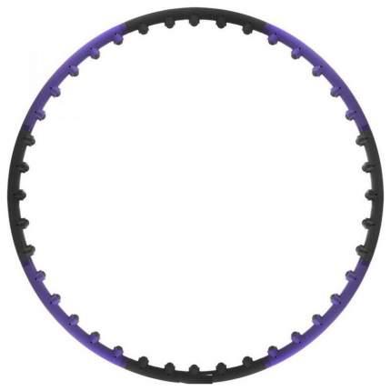Обруч-тренажер Bradex SF 0265 98 см фиолетовый/черный