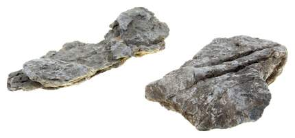 Камень для аквариума и террариума UDeco Grey Mountain S, натуральный, 5-15 см