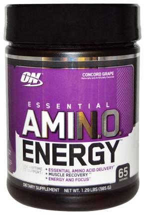 Optimum Nutrition Amino Energy 585 г виноград
