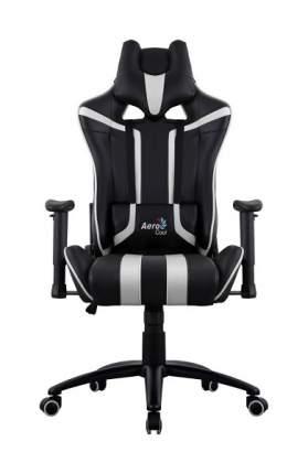 Кресло компьютерное игровое Aerocool AC120 AIR-BW