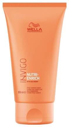 Крем для волос Wella Professionals Invigo Nutri-Enrich разглаживающий 150 мл