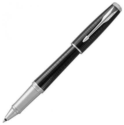 Ручка-роллер Parker Urban Premium - Ebony Metal CT, F, BL