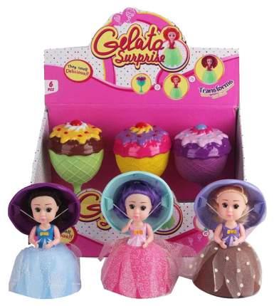 Кукла-кекс Cupcake Jelato 3 вида LM2309