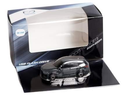 Флешка в форме Mazda CX-5 830077728 16Gb Grey-Blue