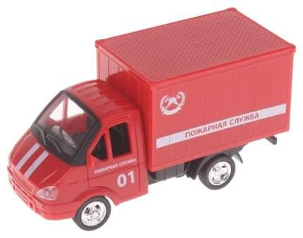 Инерционная грузовая машина автопарк спецслужба 1:32 Play Smart 6440