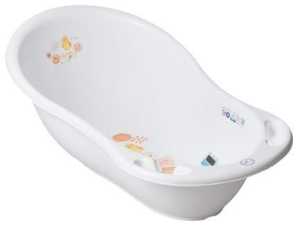 ТЕГА Ванна овальная 86см FOLK (ФОЛЬКЛОР) белый FL-004-103