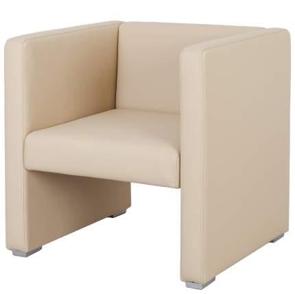 Кресло для гостиной Мебелик Бриф 1344, бежевый