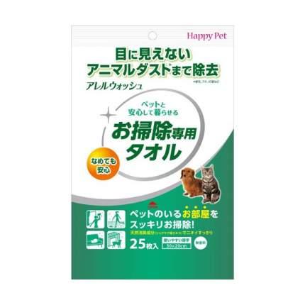 Салфетки для животных Earth Biochemical, для уборки следов туалета, 30 шт