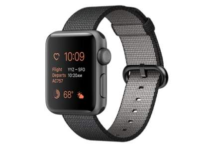 Смарт-часы Apple Watch Series 2 38mm (MP052RU/A)